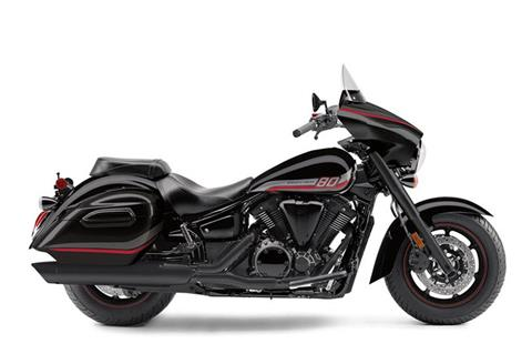 2017 Yamaha V Star 1300 Deluxe in Brewton, Alabama