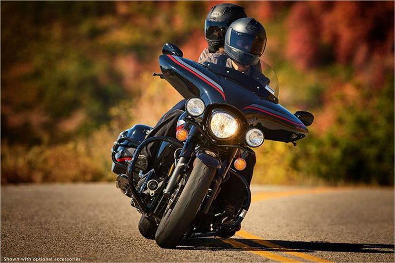 2017 Yamaha V Star 1300 Deluxe in Coloma, Michigan