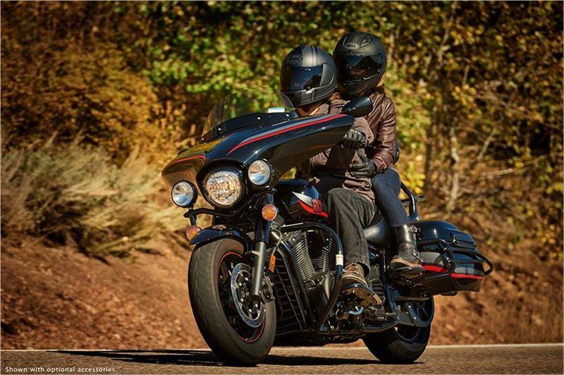 2017 Yamaha V Star 1300 Deluxe in Metuchen, New Jersey