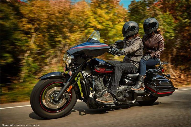 2017 Yamaha V Star 1300 Deluxe in Deptford, New Jersey