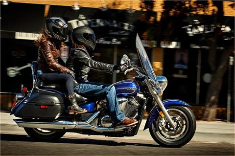 2017 Yamaha V Star 1300 Tourer in Dearborn Heights, Michigan