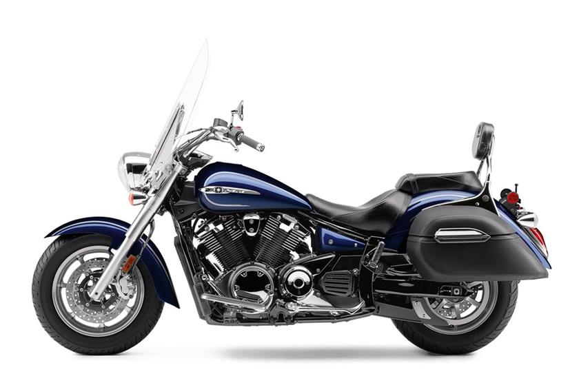 2017 Yamaha V Star 1300 Tourer in Miami, Florida