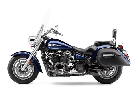 2017 Yamaha V Star 1300 Tourer in Rockwall, Texas