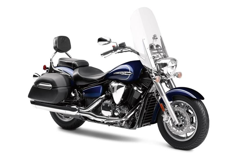 2017 Yamaha V Star 1300 Tourer in Hobart, Indiana
