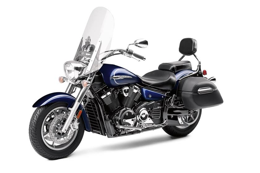 2017 Yamaha V Star 1300 Tourer in Ebensburg, Pennsylvania