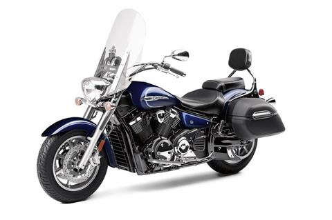 2017 Yamaha V Star 1300 Tourer in Las Vegas, Nevada