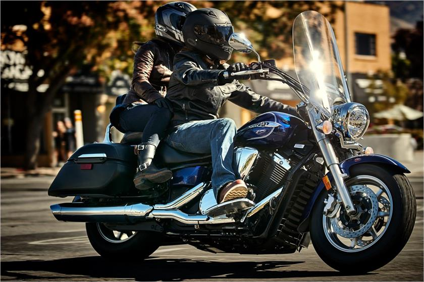2017 Yamaha V Star 1300 Tourer in Elkhart, Indiana