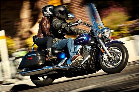 2017 Yamaha V Star 1300 Tourer in Tamworth, New Hampshire