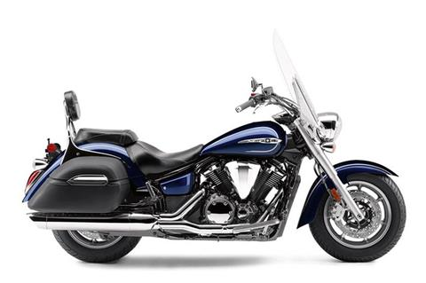 2017 Yamaha V Star 1300 Tourer in Dimondale, Michigan