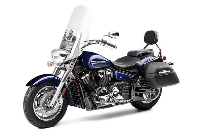 2017 Yamaha V Star 1300 Tourer in Keokuk, Iowa