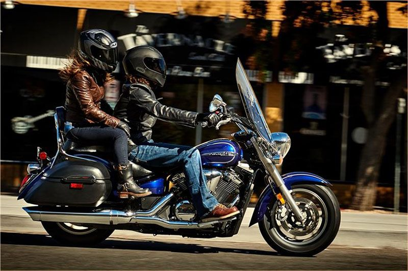 2017 Yamaha V Star 1300 Tourer in Berkeley, California - Photo 5