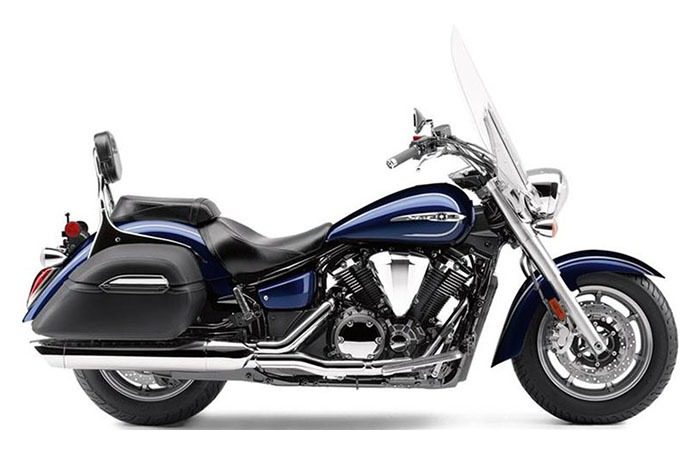 2017 Yamaha V Star 1300 Tourer in Berkeley, California - Photo 1