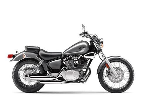 2017 Yamaha V Star 250 in Lowell, North Carolina