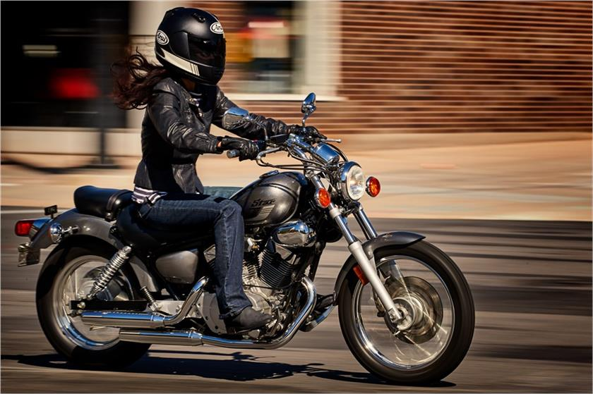 2017 Yamaha V Star 250 in Richardson, Texas