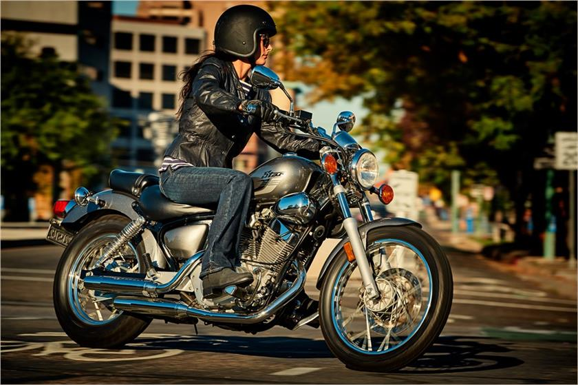 2017 Yamaha V Star 250 in Fairfield, Illinois