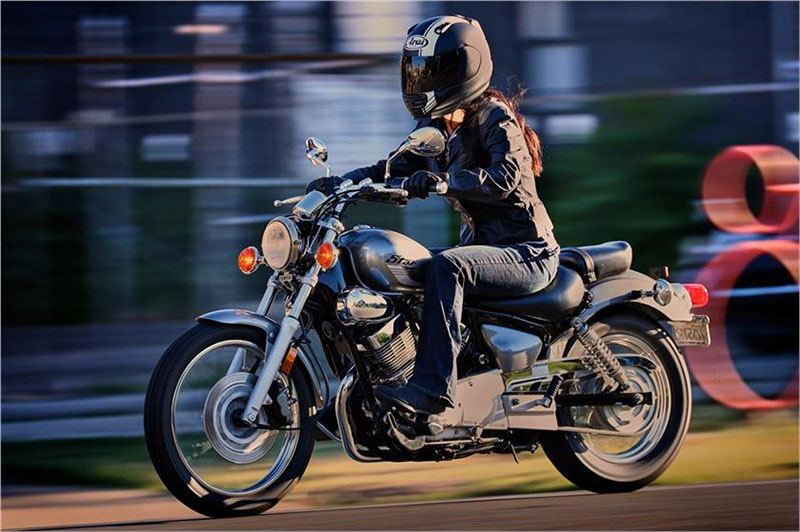 2017 Yamaha V Star 250 in Coloma, Michigan