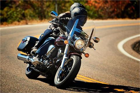 2017 Yamaha V Star 950 Tourer in Orlando, Florida