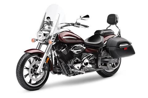 2017 Yamaha V Star 950 Tourer in Dothan, Alabama