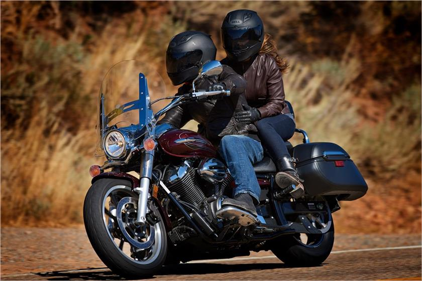 2017 Yamaha V Star 950 Tourer in Denver, Colorado