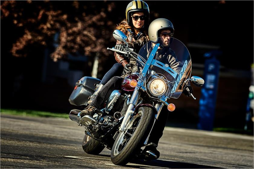 2017 Yamaha V Star 950 Tourer in Tyrone, Pennsylvania
