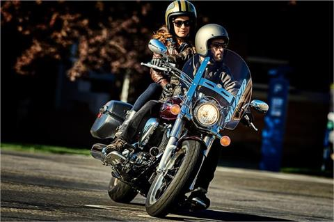 2017 Yamaha V Star 950 Tourer in Clarence, New York