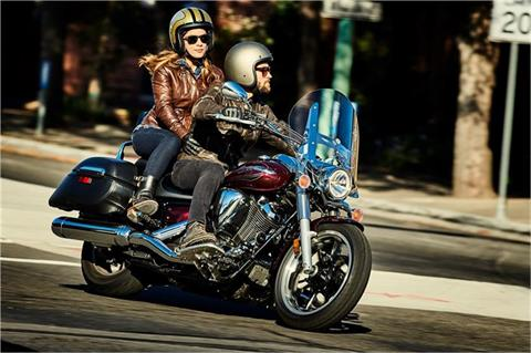2017 Yamaha V Star 950 Tourer in Chesterfield, Missouri