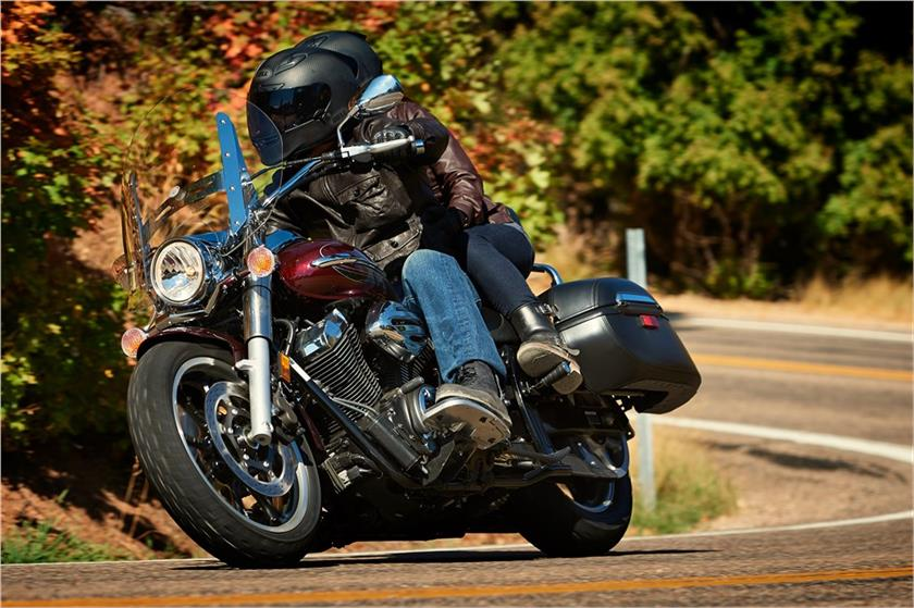 2017 Yamaha V Star 950 Tourer in Shawnee, Oklahoma
