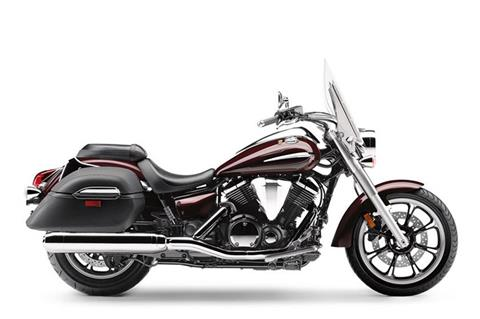 2017 Yamaha V Star 950 Tourer in Dimondale, Michigan