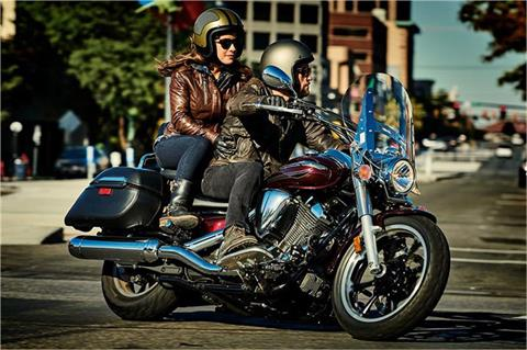 2017 Yamaha V Star 950 Tourer in Meridian, Idaho