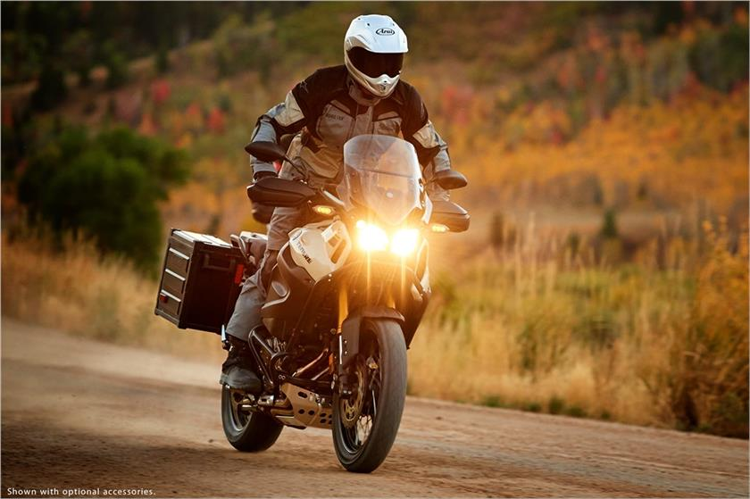 2017 Yamaha Super Ténéré in Gunnison, Colorado