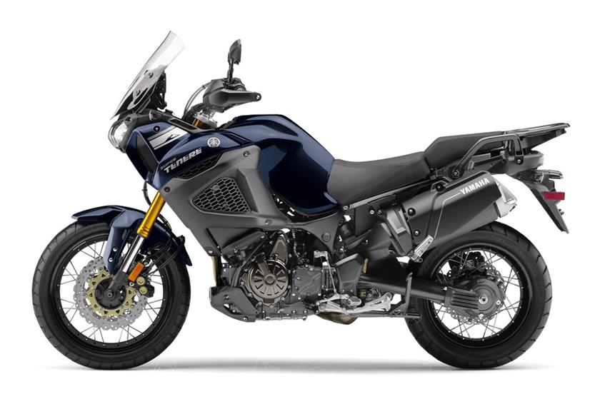 2017 Yamaha Super Ténéré ES in Norfolk, Virginia