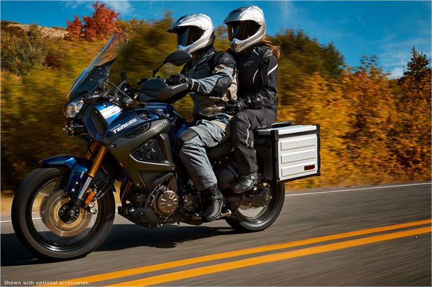 2017 Yamaha Super Ténéré ES in Tamworth, New Hampshire