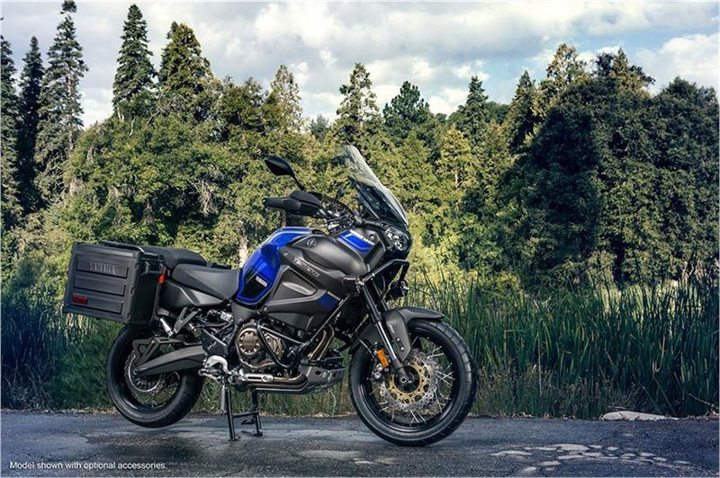 2017 Yamaha Super Ténéré ES in Berkeley, California