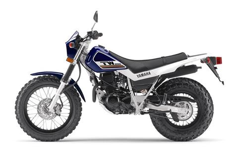 2017 Yamaha TW200 in Northampton, Massachusetts