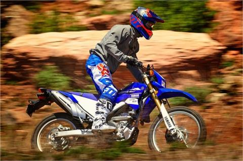 2017 Yamaha WR250R in Galeton, Pennsylvania