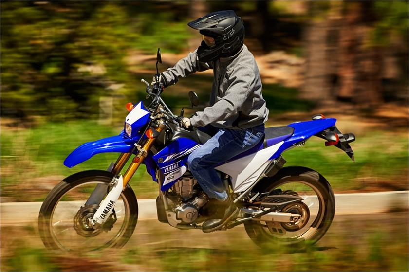 2017 Yamaha WR250R in Derry, New Hampshire