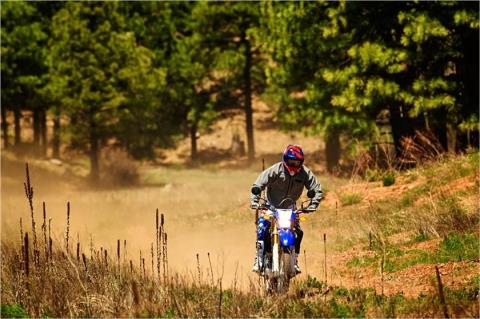 2017 Yamaha WR250R in Richardson, Texas