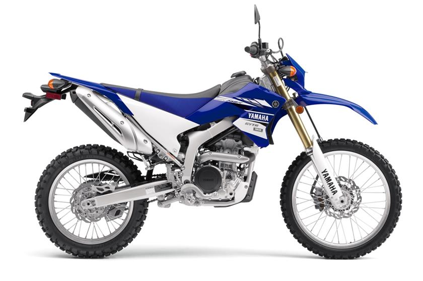 2017 Yamaha WR250R in Fairfield, Illinois