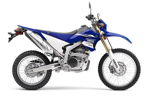 2017 Yamaha WR250R in Deptford, New Jersey