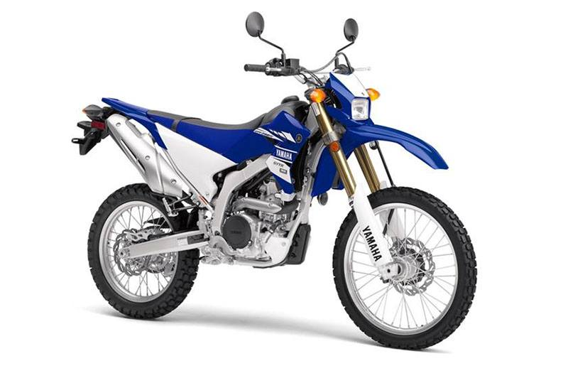 2017 Yamaha WR250R in Pittsburgh, Pennsylvania