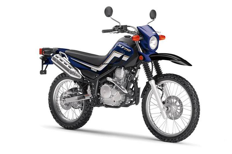 2017 Yamaha XT250 in Clarence, New York