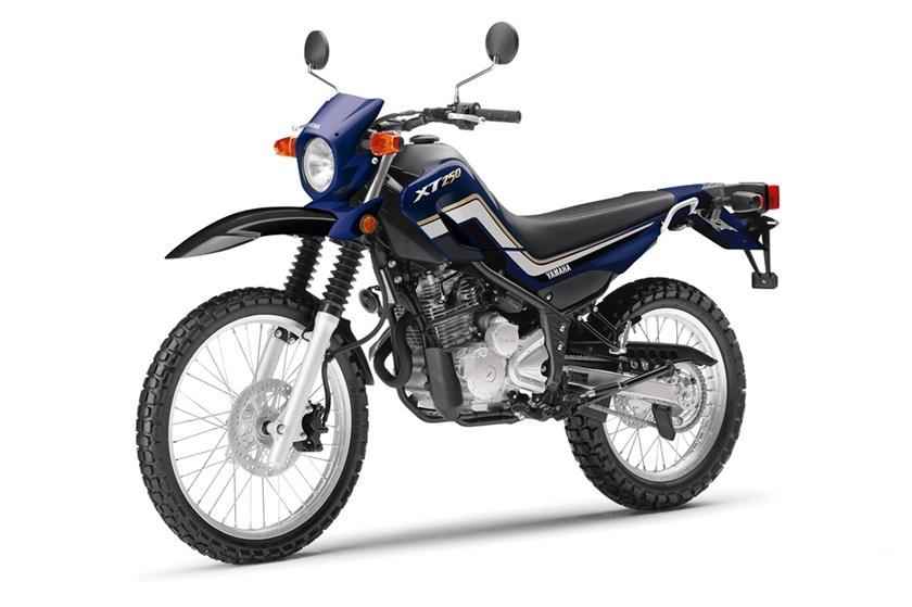 2017 Yamaha XT250 in Mineola, New York