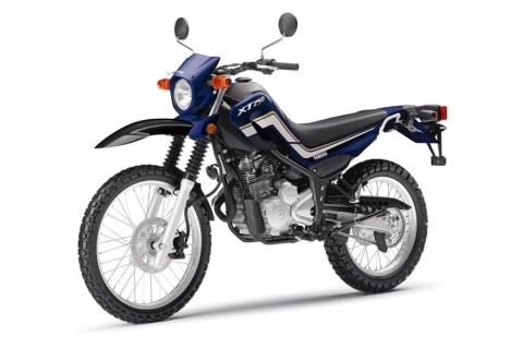2017 Yamaha XT250 in Sumter, South Carolina