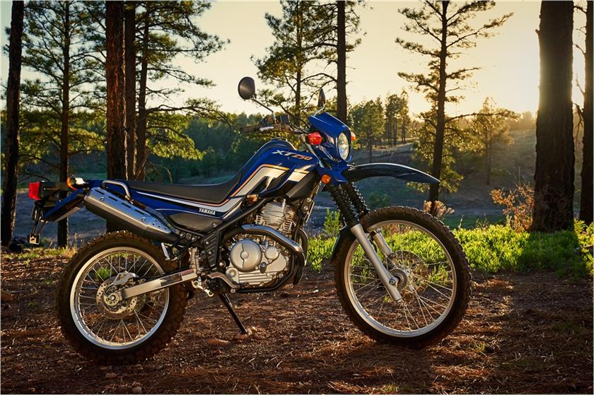 2017 Yamaha XT250 in Tamworth, New Hampshire
