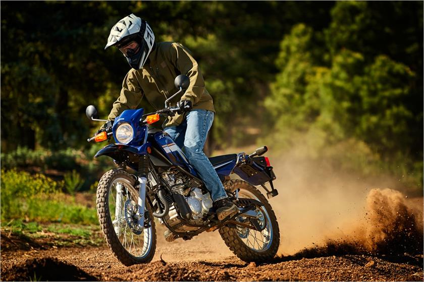 2017 Yamaha XT250 in Eureka, California