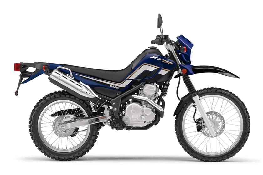 2017 Yamaha XT250 in Rock Falls, Illinois