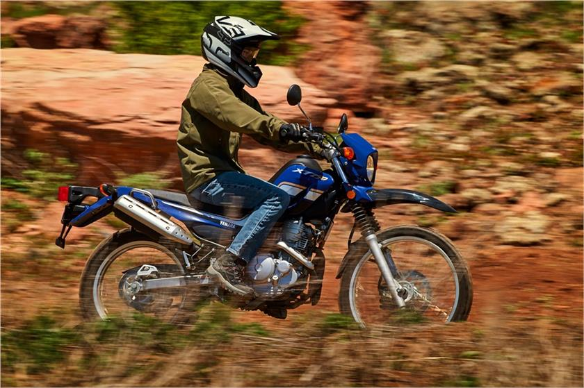 2017 Yamaha XT250 in Fairview, Utah