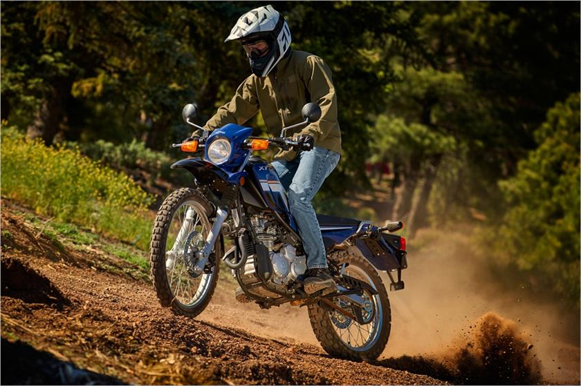 2017 Yamaha XT250 in Norfolk, Virginia
