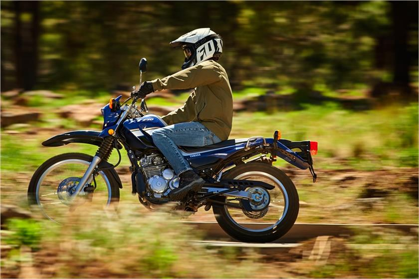 2017 Yamaha XT250 in Colorado Springs, Colorado