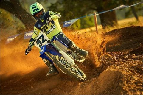 2017 Yamaha YZ125 in Hickory, North Carolina
